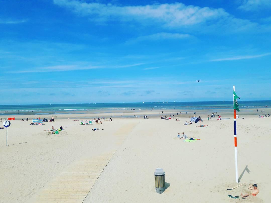 noordzee koksijde coxyde merdunord plage sea beach sunshine